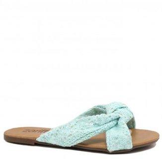 651454f05e Rasteira Zariff Shoes Crochet Feminina