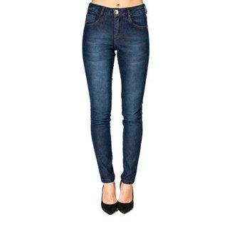 466c7eacb9 Calça Jeans Sarah Skinny Realist Feminina
