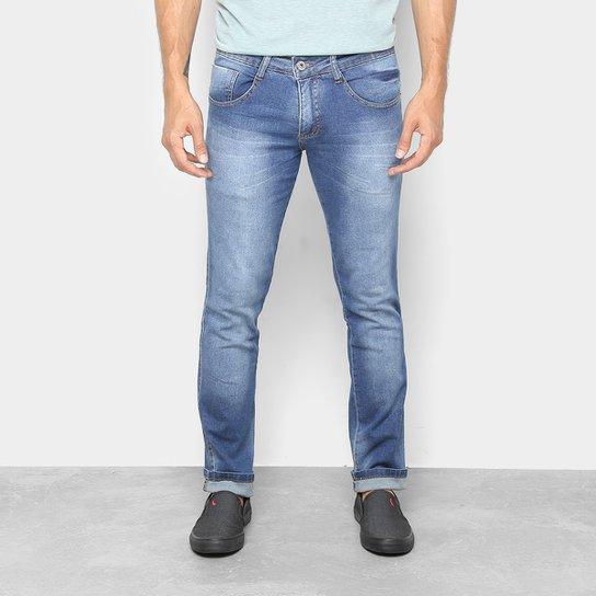 Calça Jeans Slim Biotipo Estonada Masculina - Azul - Compre Agora ... f5f39b7d5c8