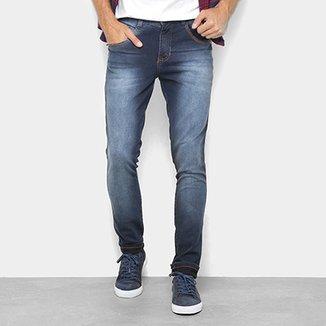 7f3241a16 Calça Jeans Skinny Biotipo Estonada Cintura Média Masculina
