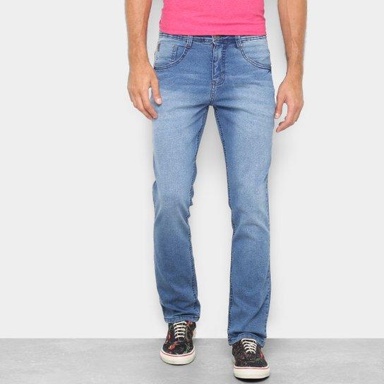 8db2bfb62 Calça Jeans Biotipo Slim Fundo Masculina - Azul - Compre Agora