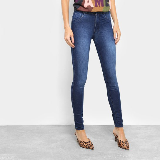 c47039ea3 Calça Jeans Biotipo Melissa Skinny Soft Feminina - Azul | Zattini