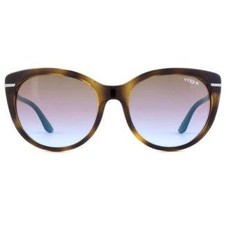 73e135426caad Óculos de Sol Vogue Light and Shine VO2941S W65648-56 Feminino