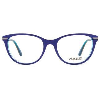 Armação Óculos de Grau Vogue Light and Shine VO2937 2278-53 ae657c8236