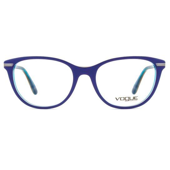 Armação Óculos de Grau Vogue Light and Shine VO2937 2393-53 - Compre ... f172bf1f42