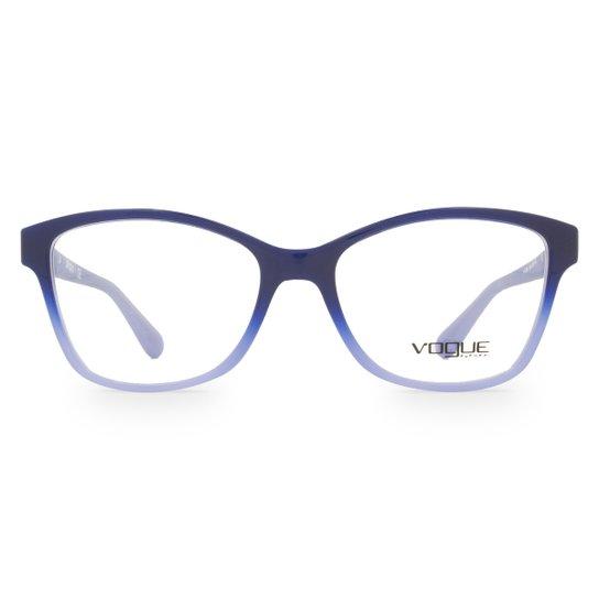 7d3a11a41c43b Armação Óculos de Grau Vogue Drops VO2998 2346-52 - Compre Agora ...