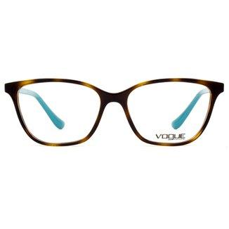 Armação Óculos de Grau Vogue Light and Shine VO5029L 2393-54 ce48b62ddf