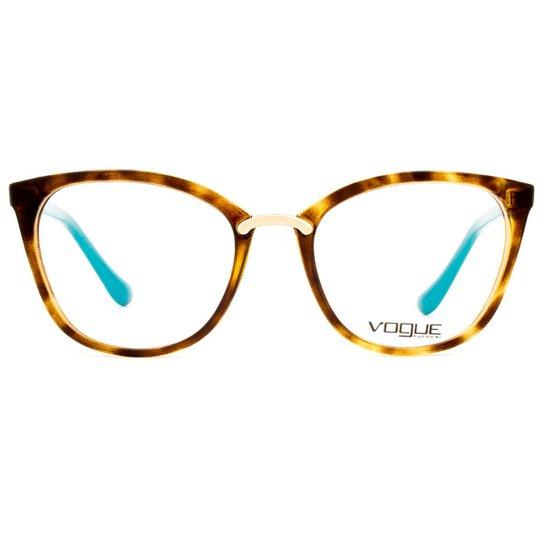 068a14d8ca89c Armação Óculos de Grau Vogue Braid VO5121L 2393-51 - Compre Agora ...