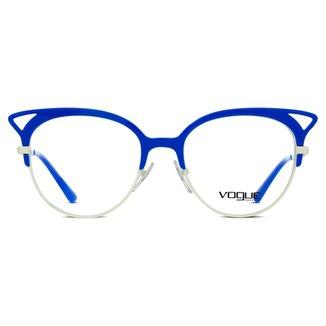 f4515af1065a5 Armação Óculos de Grau V-Edge Vogue VO 5138 2540-52