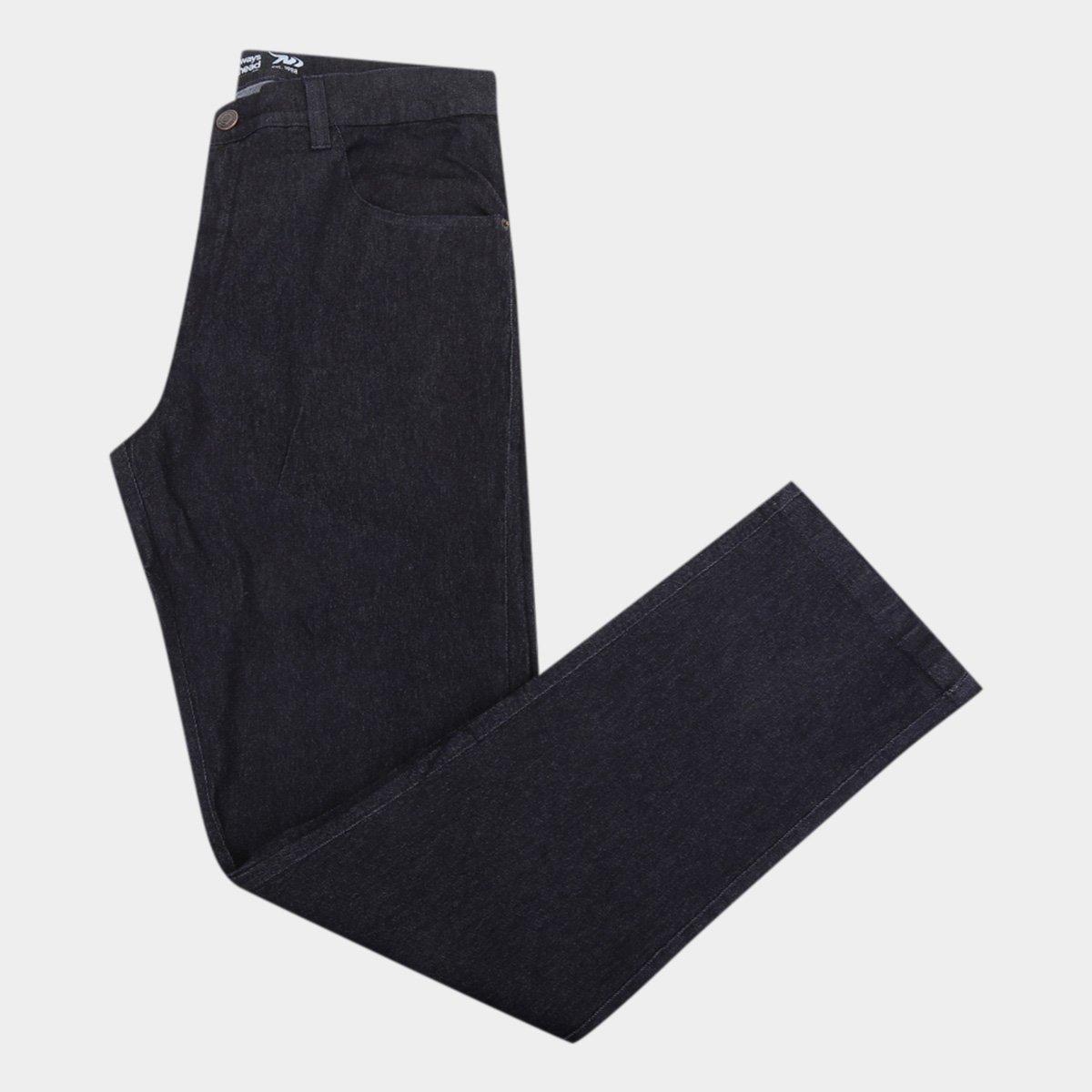 Calça Jeans Plus Size Onbongo Lisa Masculina