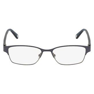 fd2947585766c Armação Óculos de Grau Nine West NW1031 412 52