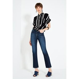 19e8142bf9 Calça Jeans Enjoy Reta Básica Feminina