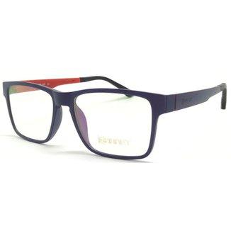 b6c7285f70c32 Armação Óculos Classic Garnet Original