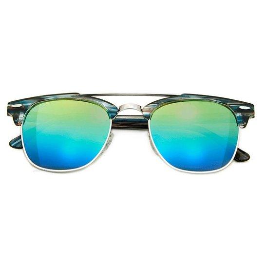 Óculos de Sol Ray Ban ClubMaster Double Bridge RB - Compre Agora ... 1e76408304