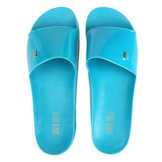 138fa3930ec6b1 Chinelo Santa Lolla Slide Flip Flop Feminino