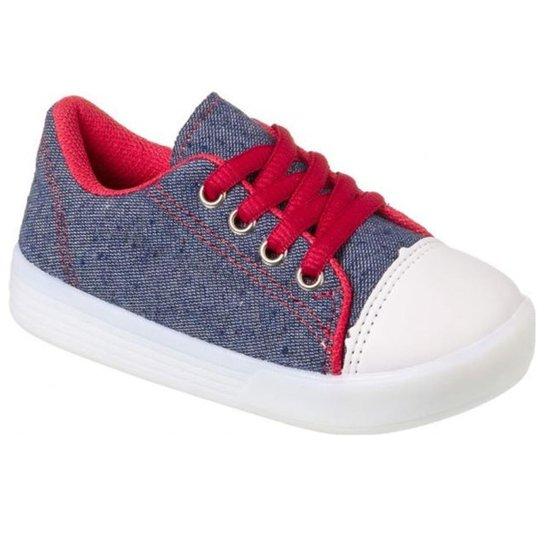 bb3101e2c8 Tênis Infantil Pinokio Jeans - Compre Agora