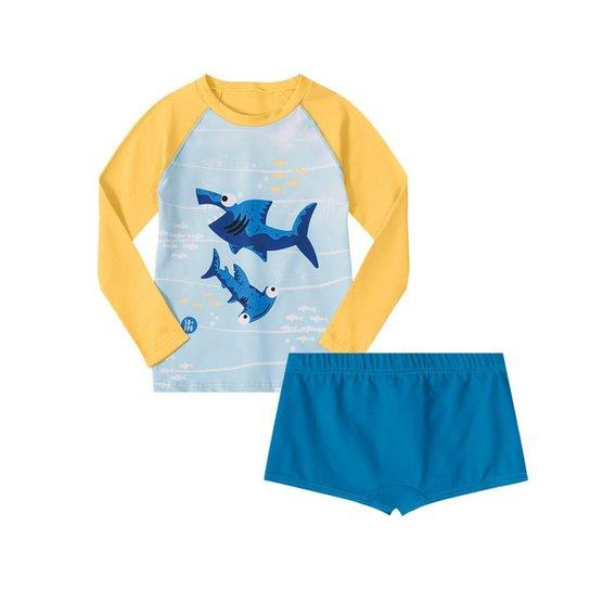 03669046919b Camiseta com sunga Infantil Marisol | Zattini
