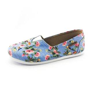 6131be5309 Alpargata Quality Shoes Floral Feminina