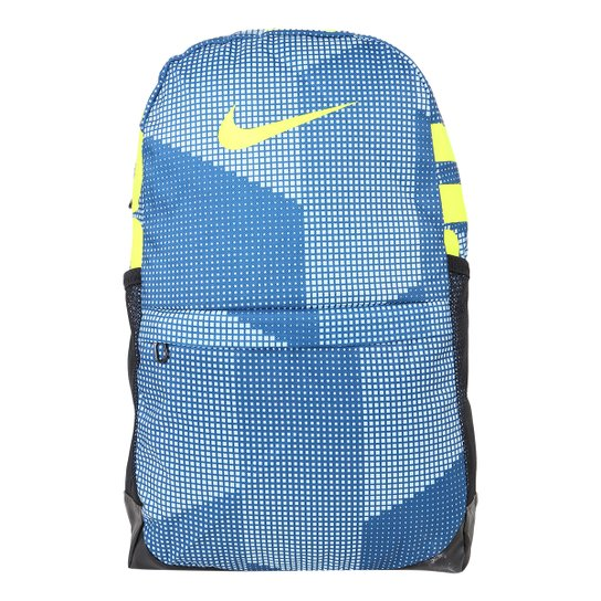 3c2e9d6db9472 Mochila Infantil Nike Just Do It Masculina - Azul e Preto - Compre ...