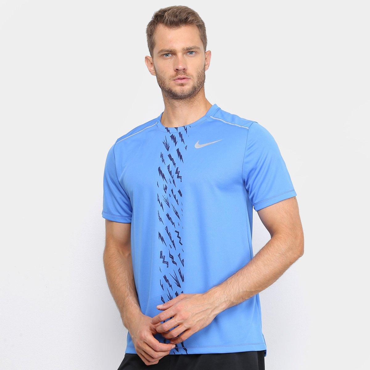 Camiseta Nike Miler Dri-Fit Masculina
