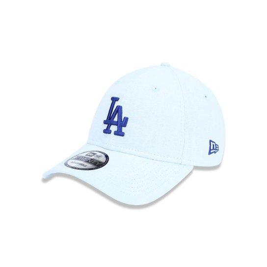 d5c375b7e Boné 920 Los Angeles Dodgers MLB Aba Curva Strapback New Era - Azul