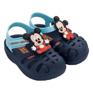 5e4c4b11b Sandália Infantil Mickey Disney Clássicos Grendene Feminina