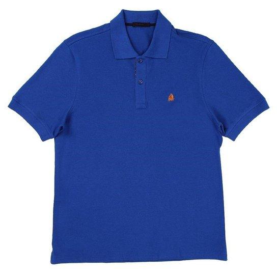 ad6098fc4c0c6 Camisa Polo Lisa Tassa 14591 Masculina - Compre Agora