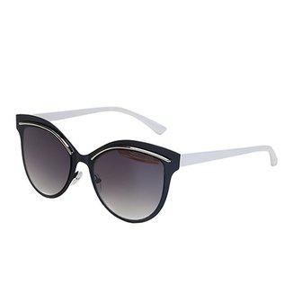 ab75ea5726ea5 Óculos de Sol King One A93 Feminino