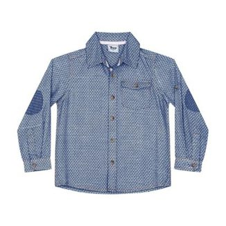 acb493630f7d Camisa Infantil Trick Nick Masculino