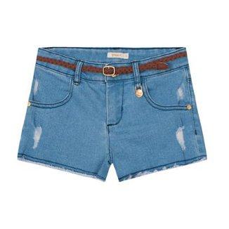b080f13f5e Shorts para Meninas - Ótimos Preços | Zattini