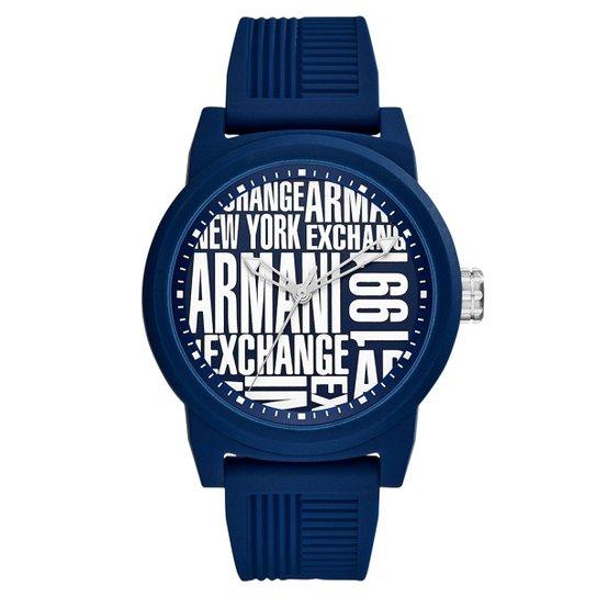 dae19fe9d87 Relógio Armani Exchange Masculino Atlc - AX1444 8AN AX1444 8AN - Azul