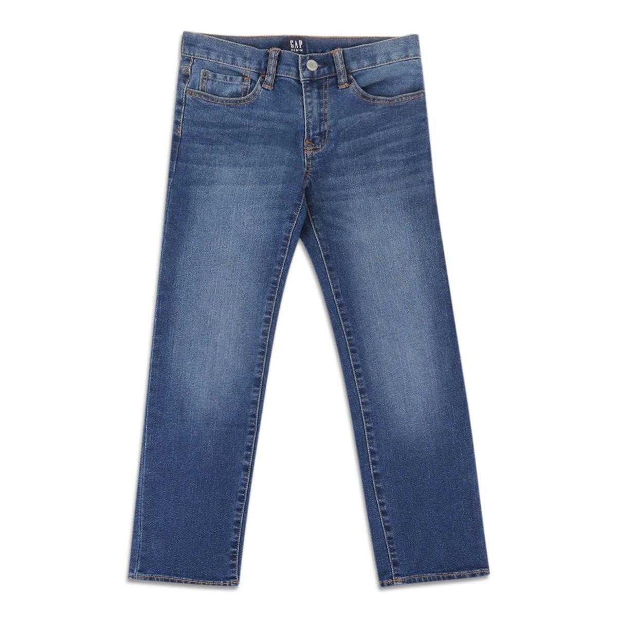 Calça Jeans Infantil GAP Estonada Masculina