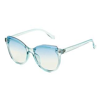 1f9ab45de4 Óculos de Sol Marielas Trasparente FY8089 Feminino