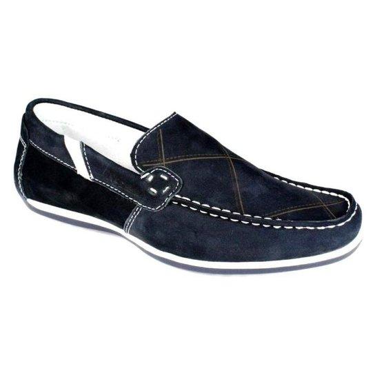 eafb88e54 Sapato Mocassim Masculino Couro - Nevano Shoes - Compre Agora