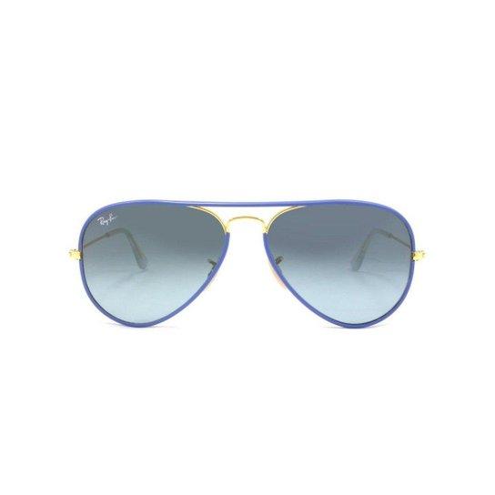 09090ce45 Óculos de Sol Ray Ban Aviator Full Color | Zattini