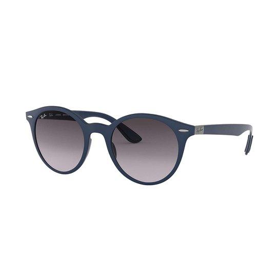 Óculos de Sol Ray-Ban RB4296 Feminino - Azul - Compre Agora   Zattini 67ff6dc808