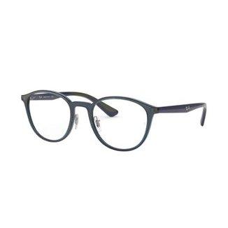 a8f08a2863 Armação de Óculos Ray-Ban RB7156 Feminina