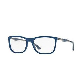 9fbd8d69c Armação de Óculos Ray-Ban Masculina