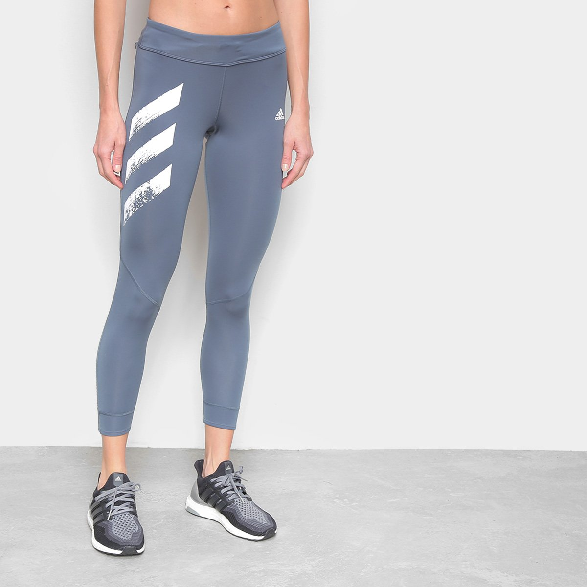 Calça Legging Adidas Own The Run PB Feminina