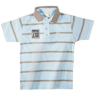 4be8fba07b Camisa Polo Infantil Colorittá Masculino