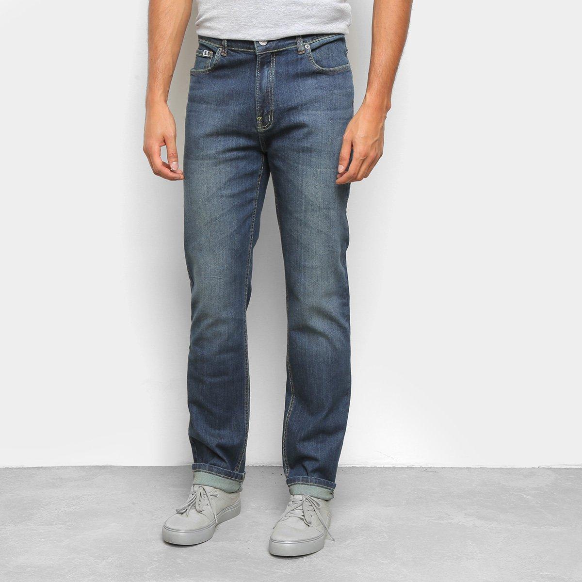 Calça Jeans DC Shoes Worker Masculina