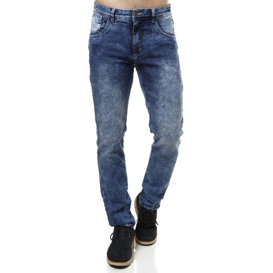 3cafeee58 Calça Jeans Masculina Elétron Azul - Compre Agora | Zattini