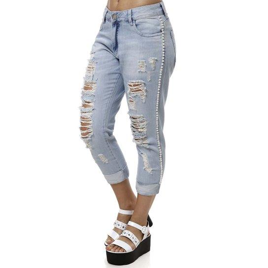 2aba1f801 Calça Jeans Feminina Mokkai | Zattini