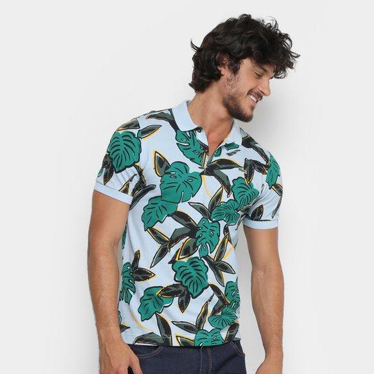 Camisa Polo Lacoste Live Folhagem Masculina - Compre Agora   Zattini 323d3449b4
