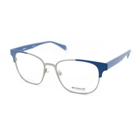 14bbc8daf Óculos Receituario Polaroid Feminino - Azul | Zattini