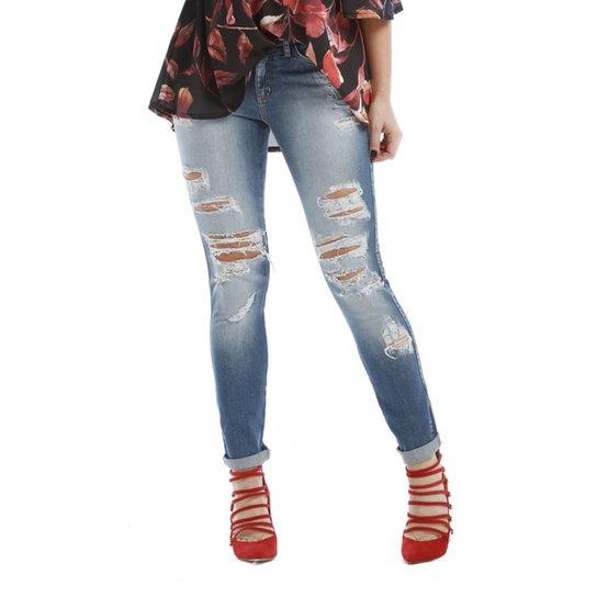 62d9800f4 Calça Skinny Osmoze Jeans | Zattini