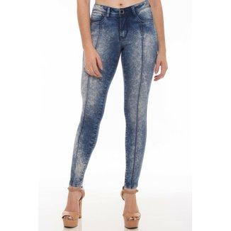 00a090482e Calça Jeans Skinny Osmoze Feminina