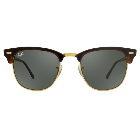 Óculos de Sol Ray Ban Clubmaster Classic RB3016 W0366-51 Feminino - Onça 165bd58c90