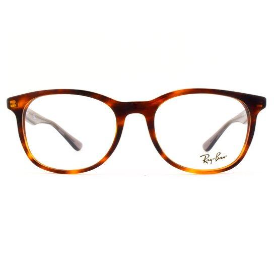 ff026e5fa Óculos de Grau Ray Ban RX5356 5607-54 Masculino - Onça | Zattini