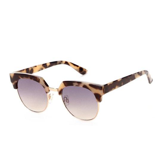 Óculos de Sol King One Turtle B88 1316 Feminino - Compre Agora   Zattini 69f0239d53